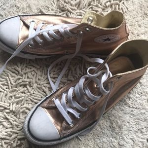CONVERSE ALL STARS - Rose Gold